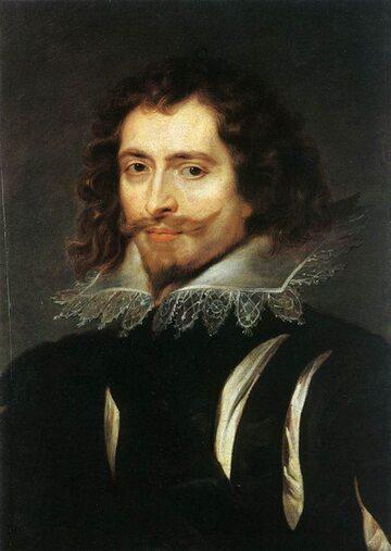 Peter Paul Rubens - Portrait of George Villiers, First Duke of Buckingham