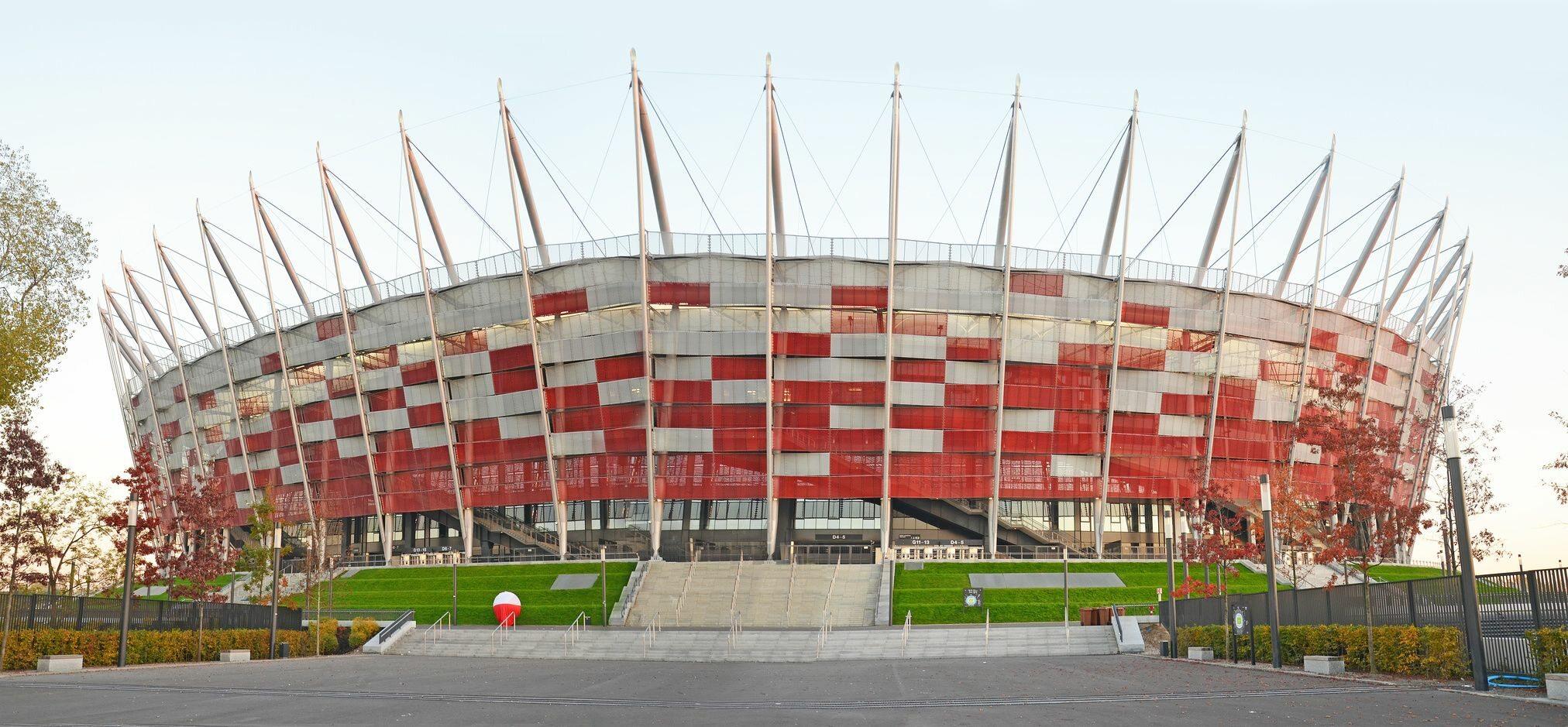 PGE Narodowy w Warszawie