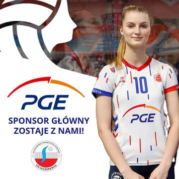 PGE Sponsor Główny LTS Legionovia