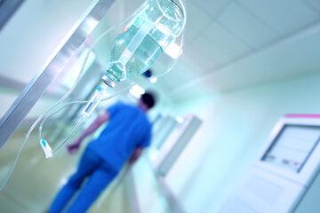 Pielęgniarki, szpital