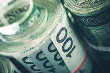 Pieniądze, zdj. ilustracyjne