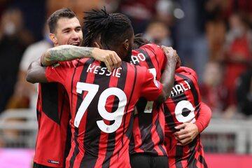 Piłkarze AC Milan