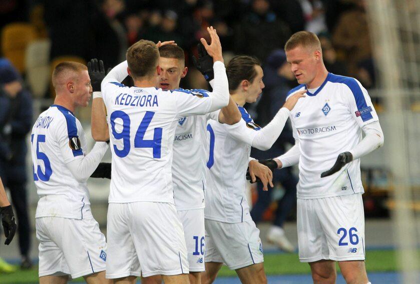 Piłkarze Dynama Kijów