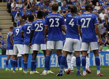 Piłkarze Leicester