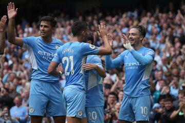 Piłkarze Manchesteru City