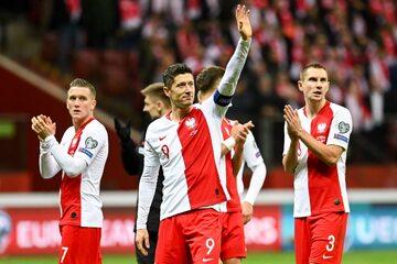 Piłkarze polskiej reprezentacji