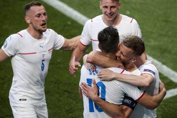 Piłkarze reprezentacji Czech