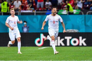 Piłkarze reprezentacji Szwajcarii
