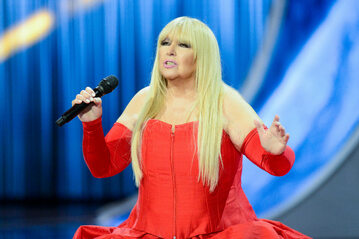 Piosenkarka Maryla Rodowicz