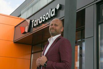 Piotr Garbacz, CEO TARASOLA