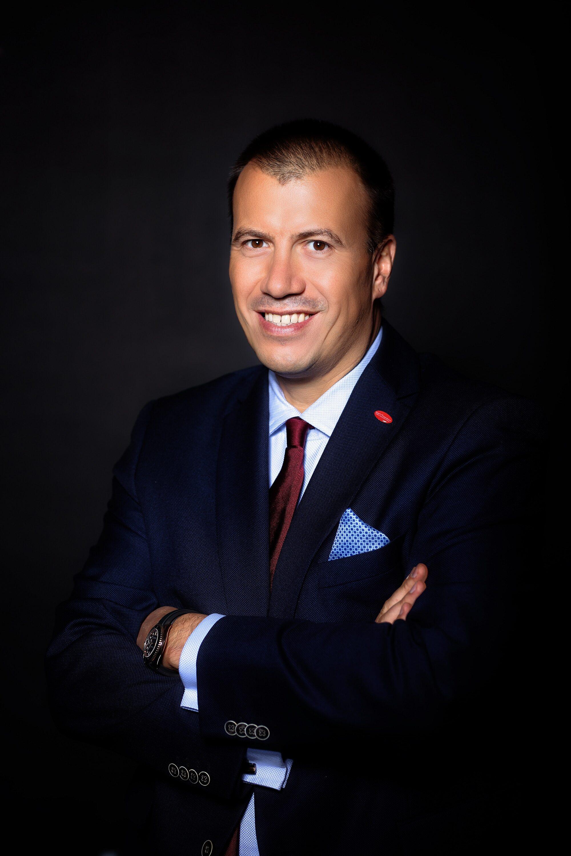 Piotr Hofman, prezes zarządu Grupy Inwest