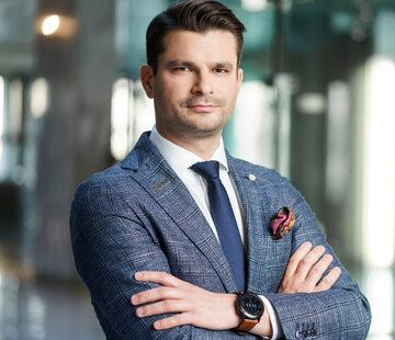 Piotr Listwoń, wiceprezes zarządu Towarowej Giełdy Energii