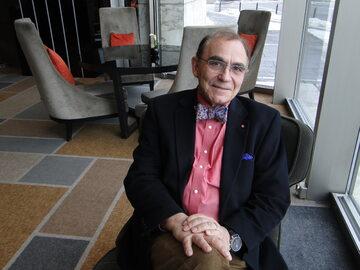 Piotr Moncarz, profesor z Uniwersytetu Stanforda