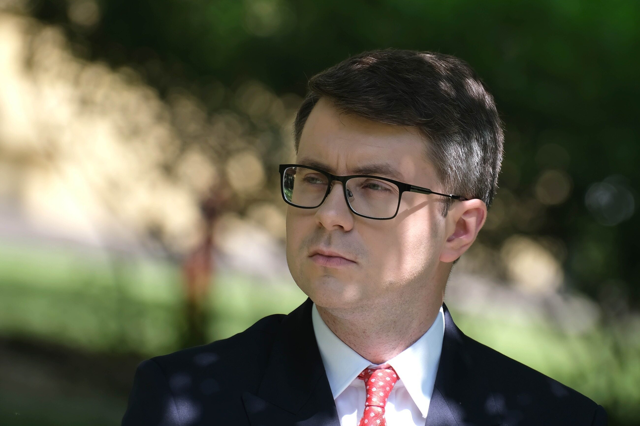 """Müller po niejawnym posiedzeniu Sejmu. Rzecznik rządu mówi o """"bezprecedensowym ataku"""