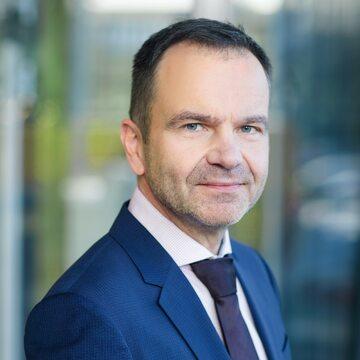 Piotr Tarkowski, członek Zarządu trójmiejskiej spółki deweloperskiej z Grupy Allcon