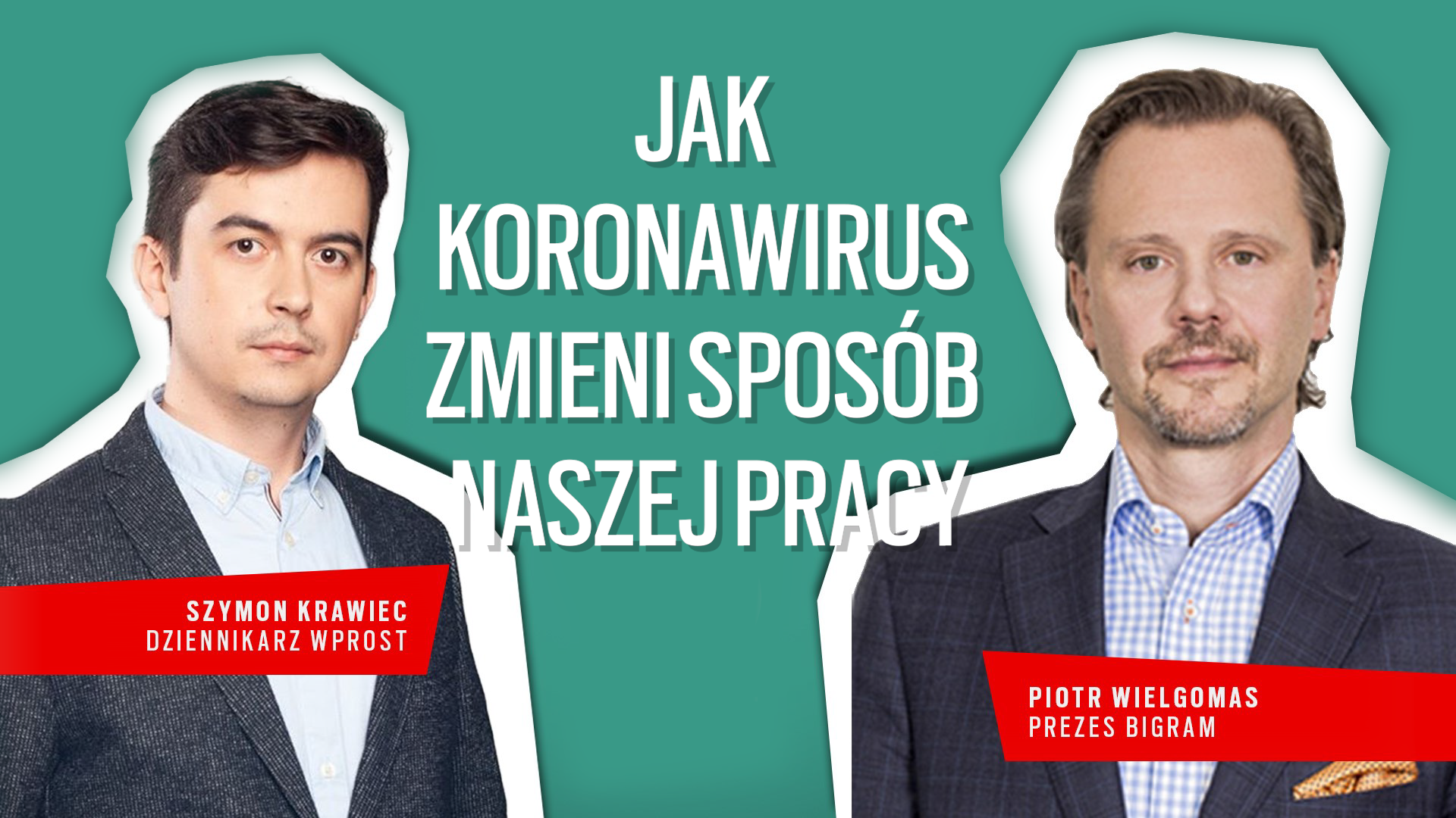 Piotr Wielgomas, prezes Bigram w rozmowie o perspektywach dla polskiego rynku pracy