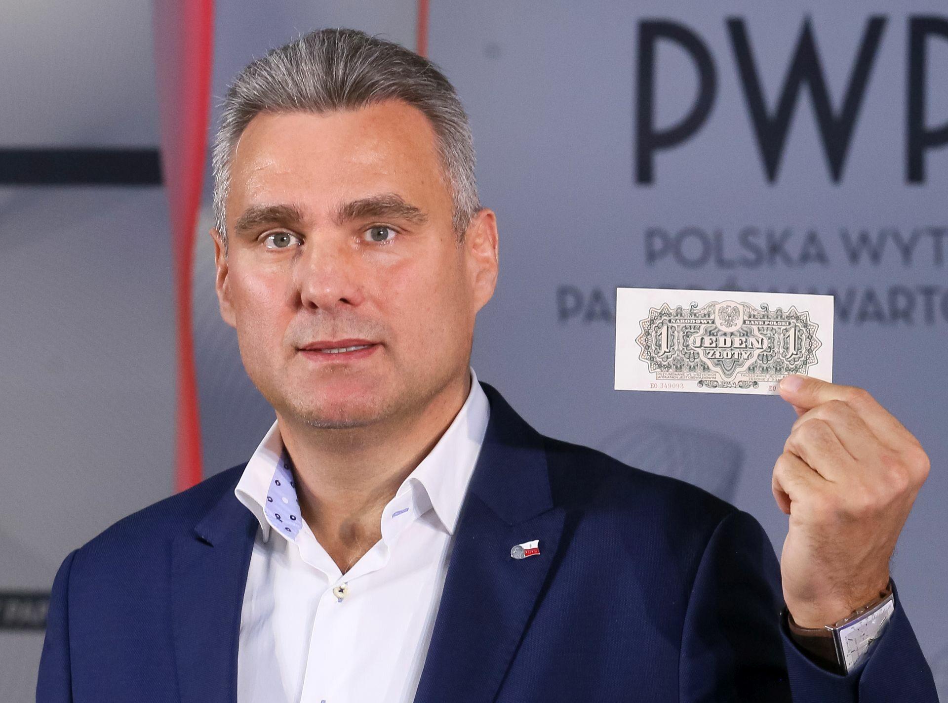 Piotr Woyciechowski, prezes zarządu PWPW