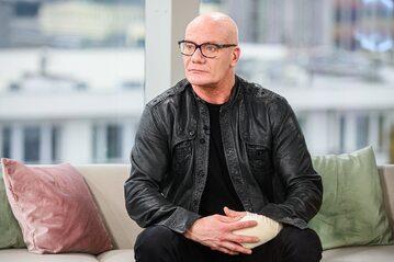 Piotr Zelt, fot. Tomasz Urbanek/Dzien Dobry TVN/East News