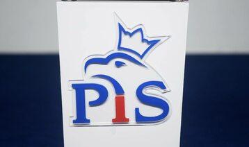 PiS, logo