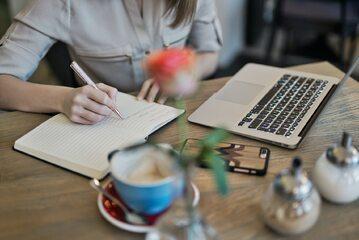 Pisanie dziennika