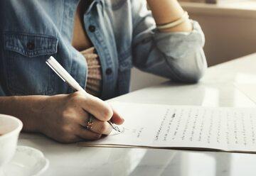 Pisanie, zdj. ilustracyjne