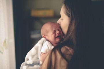 Płacz niemowlaka