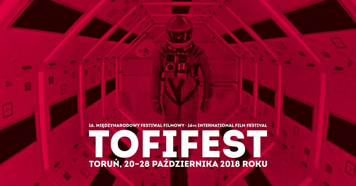 Plakat 16 edycji Festiwalu Tofifest