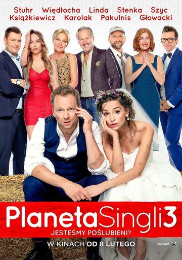 "Plakat ""Planety Singli 3"""