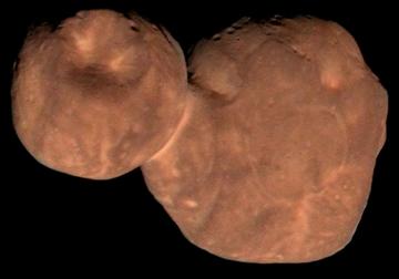 Planetoida Arrokoth (dawna Ultima Thule)