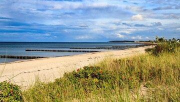 Plaża nad Bałtykiem (zdj. ilustracyjne)