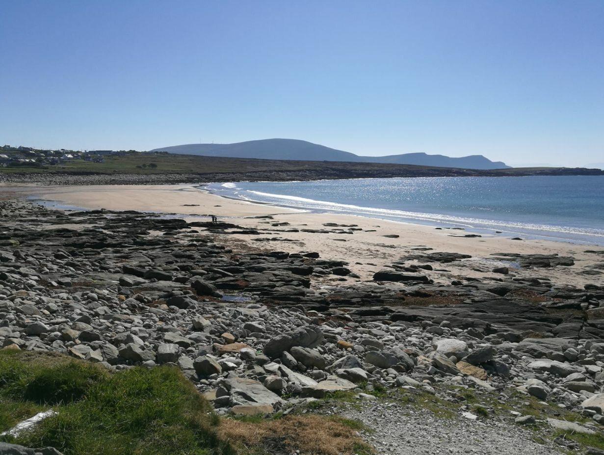 Plaża w Dooagh