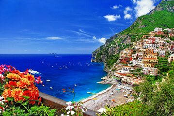Plaża we Włoszech