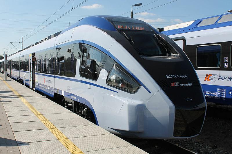Pociąg PKP Intercity (zdj. ilustracyjne)