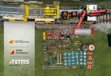 Pociąg sieciowy PKP Energetyka
