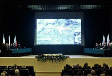Podkomisja do ponownego zbadania wypadku lotniczego pod Smoleńskiej na Wojskowej Akademii Technicznej