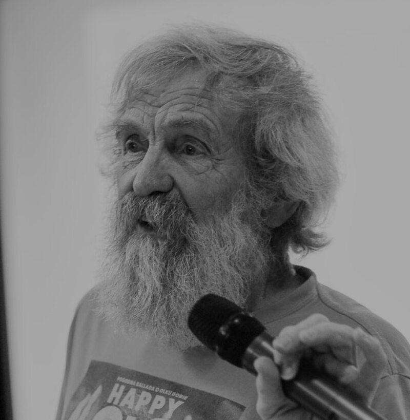 Podróżnik Aleksander Doba