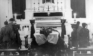 Pogrzeb gen. Władysława Sikorskiego