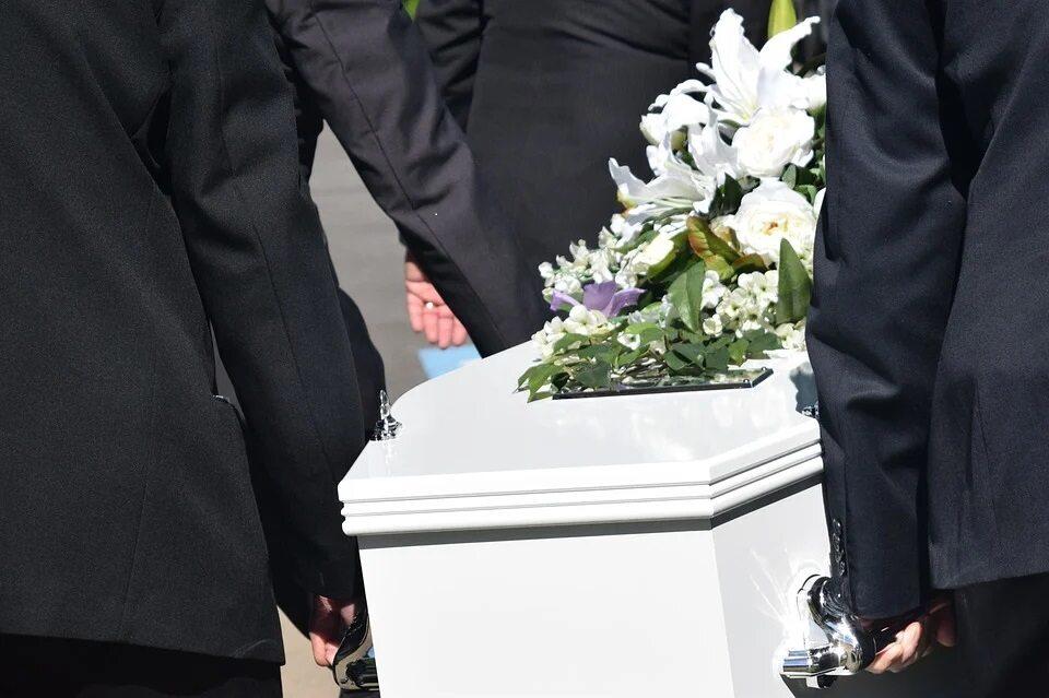 Pogrzeb, zdj. ilustracyjne