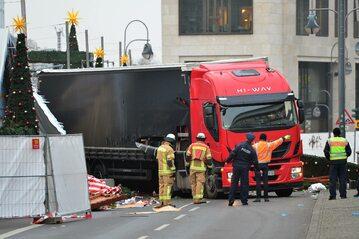 Pojazd Polaka zamordowanego w zamachu w Berlinie