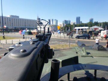 Pokaz uzbrojenia