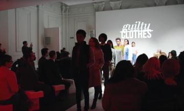 "Pokaz w ramach ""Guilty Clothes"""