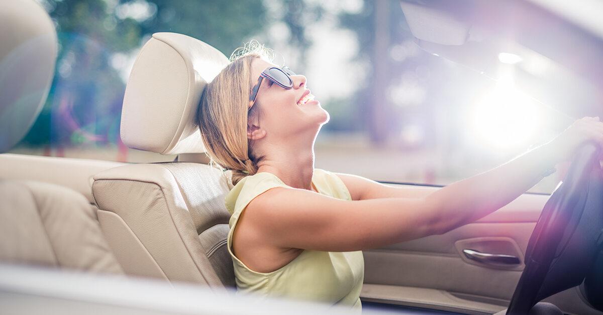 Polacy lubią prowadzić, a nie być wożeni (zdj. ilustracyjne)