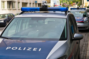 Policja, Austria