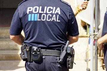 Policja, Hiszpania