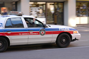 Policja, Kanada