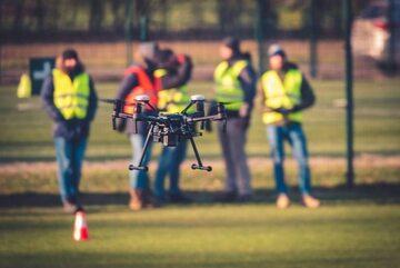 Policja kupiła 38 nowych dronów
