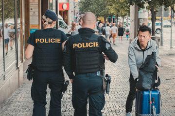 Policja na Ukrainie, zdjęcie ilustracyjne