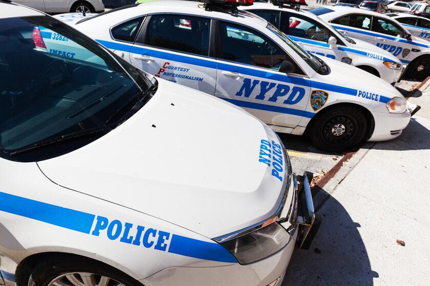 Policja, Nowy Jork, USA