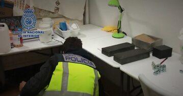 Policja przechwytuje gigantyczny transport kokainy w ananasach