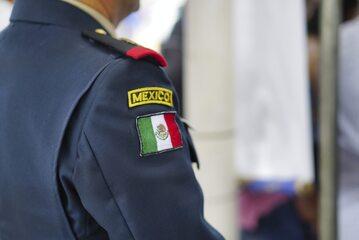Policja w Meksyku, zdjęcie ilustracyjne
